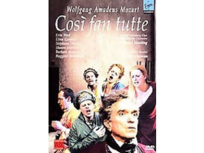Mozart - Cosi Fan Tutte (Two Discs) (Various Artists) (DVD)