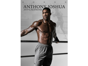 anthony joshua a3 calendar 2019