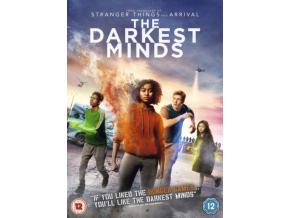 The Darkest Minds [DVD] [2018]
