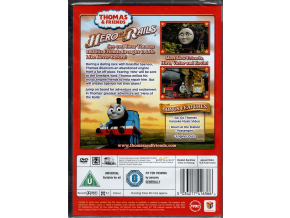 Thomas And Friends - Hero Of The Rails (DVD)