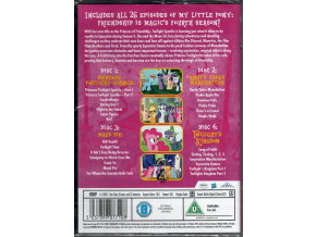 My Little Pony Season 4 Box Set [DVD]