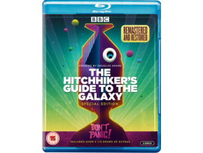 The Hitchhiker's Guide To The Galaxy Special Edition [2018] (Blu-ray)