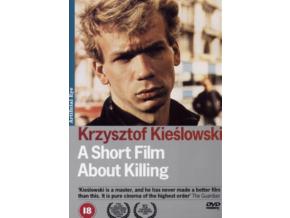 A Short Film About Killing (Krysztof Kieslowski) (DVD)