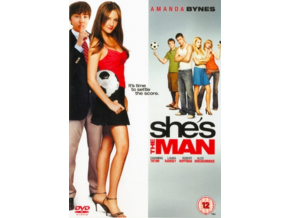 Shes The Man (DVD)