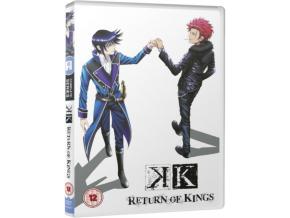 K - Return of Kings - Standard DVD