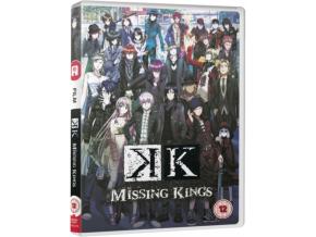 K - Missing Kings - Standard DVD