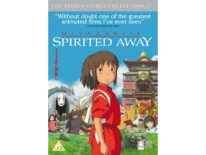 Spirited Away (One Disc Edition) (Studio Ghibli Collection) (DVD)