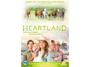 Heartland: The Complete Eleventh Season [DVD]