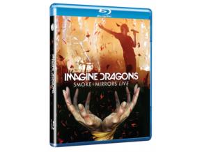 Imagine Dragons: Smoke And Mirrors Live [Blu-ray] (Blu-ray)