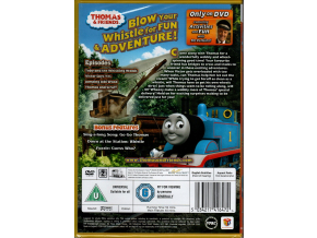 Thomas And Friends - Wobbly Wheels And Whistles (DVD)