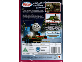 Thomas And Friends - Merry Christmas Thomas (DVD)