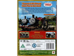 Thomas And Friends - Muddy Matters (DVD)