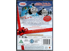 Thomas the Tank Engine and Friends: Santa's Little Engine (DVD)