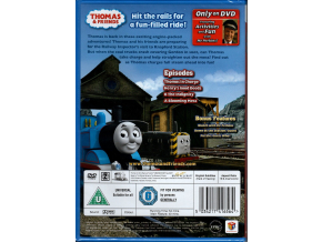 Thomas And Friends - Thomas In Charge (DVD)