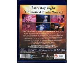Fate Stay Night: UBW Part 2 Standard Edition [Blu-ray] [2018] (Blu-ray)