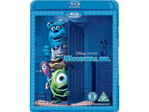Monsters  Inc. (Blu-Ray) (Disney / Pixar)