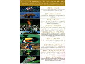 David Attenborough - The Life Collection 2018 [DVD]