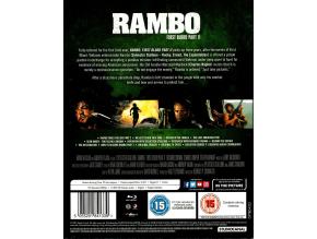 Rambo: First Blood Part II [Blu-ray] [2018] (Blu-ray)