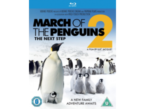 March of the Penguins 2: The Next Step [Blu-ray] (Blu-ray)