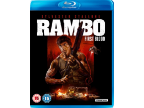 Rambo: First Blood [Blu-ray] [2018] (Blu-ray)