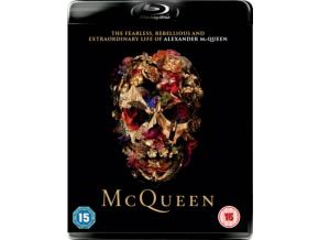 McQueen [Blu-ray] [2018] (Blu-ray)