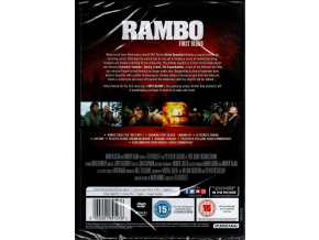 Rambo: First Blood [DVD] [2018]