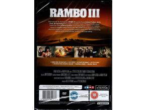 Rambo Part III [DVD] [2018]