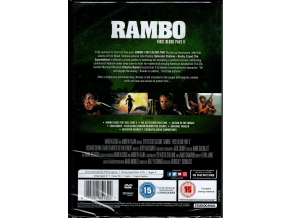 Rambo: First Blood Part II [DVD] [2018]
