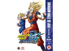 Dragon Ball Z KAI Final Chapters: Part 1 (Episodes 99-121) [DVD]