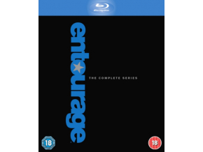 Entourage - Series 1-8 - Complete (Blu-Ray)