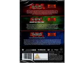 Yu-Gi-Oh! Movie Triple Pack [DVD]