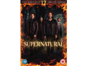 Supernatural: The Complete Twelfth Season [DVD]