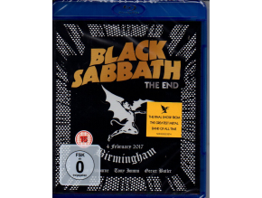 blu ray black sabbath the end