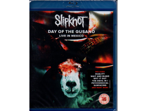 blu ray slipknot day of the gusano live in mexico