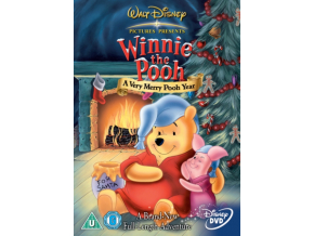 Winnie The Pooh - A Very Merry Pooh Year (DVD)