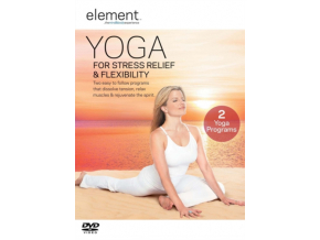Element - Yoga For Stress Relief And Flexibility (DVD)