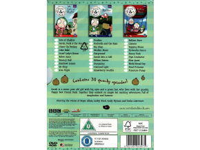 Sarah & Duck - First Adventures Collection [DVD] [2018]