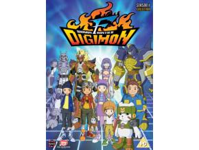 Digimon Frontier (Digital Monsters Season 4) [DVD]