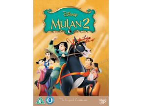 Mulan 2 (Animated) (DVD)