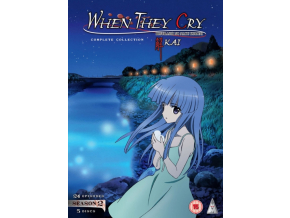 When They Cry: KAI S2 Collection [DVD] [2018]