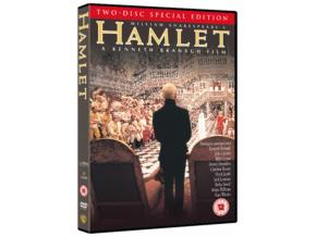 Hamlet (2 Disc Special Edition) (Kenneth Branagh) (DVD)