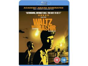 Waltz With Bashir (Blu-Ray)