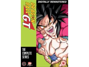 Dragon Ball GT Season 1 & 2 Collection [DVD]