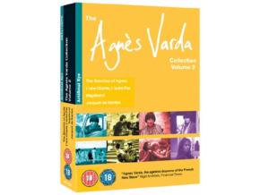 Agnes Varda Collection Vol.2 (DVD)