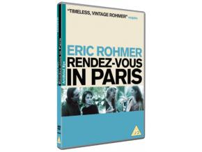 Rendezvous In Paris (DVD)