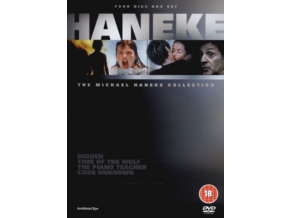 Michael Haneke Collection  The (Four Discs) (DVD)