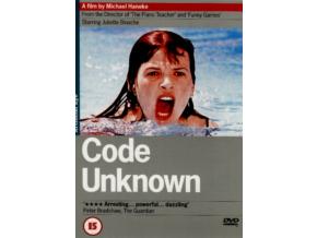 Code Unknown (DVD)