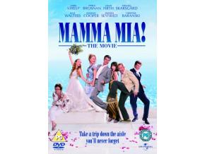 Mamma Mia! (2008) (DVD)