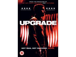 Upgrade (DVD) [2018]