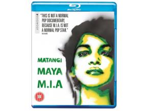 Matangi / Maya / M.I.A. (Blu-ray)